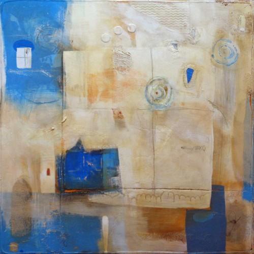 Blue-Beginnings 48 x 48